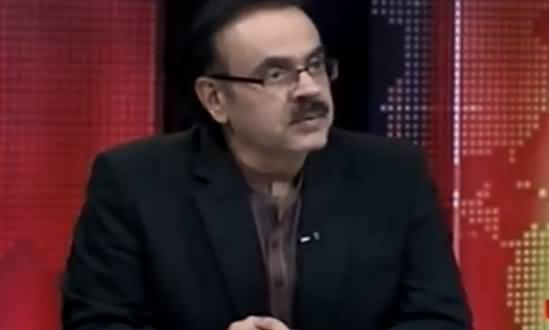 Live with Dr.Shahid Masood (CPEC, Bhasha Dam) - 10th September 2018