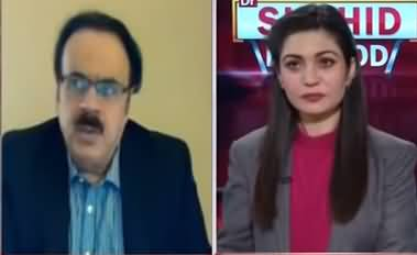 Live with Dr. Shahid Masood (Crisis Over Crisis) - 20th October 2020