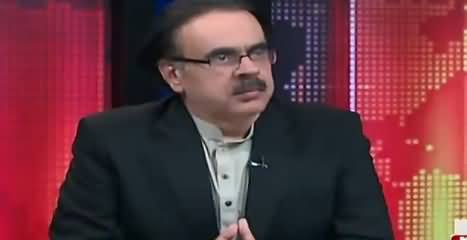 Live With Dr. Shahid Masood (Crisis Over Crisis) – 22nd July 2018