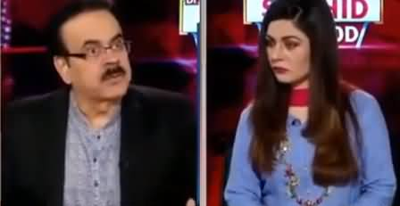 Live With Dr Shahid Masood (Dam Toorta Nizam) - 7th September 2019