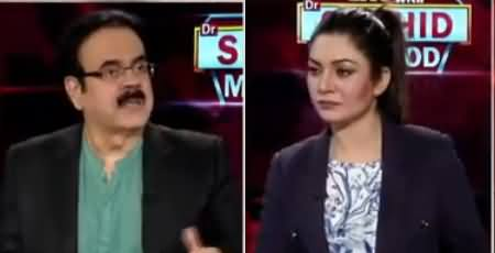 Live With Dr. Shahid Masood (December Is Coming) - 18th November 2019