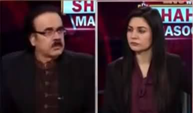 Live with Dr. Shahid Masood (Delay in DG ISI Appointment) - 14th October 2021