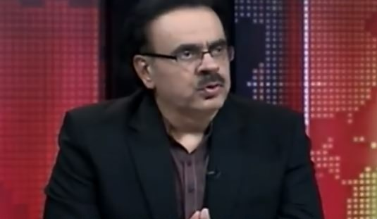 Live with Dr. Shahid Masood (Delay In Govt Formation) - 5th August 2018