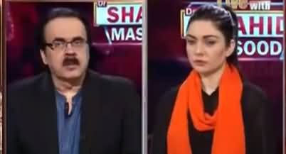 Live with Dr. Shahid Masood (Delhi Se Baghdad) - 25th April 2021