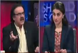 Live With Dr Shahid Masood (DG ISPR Ki Tweet) – 29th April 2017