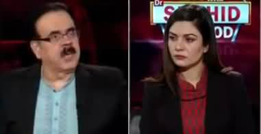 Live With Dr. Shahid Masood (DG ISPR Press Conference) - 19th December 2019