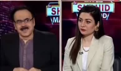 Live with Dr. Shahid Masood (Dhakka Kis Ne Dia) - 18th July 2020