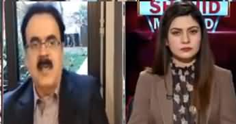Live With Dr. Shahid Masood (Dharna, Huwa Kia?) - 14th November 2019