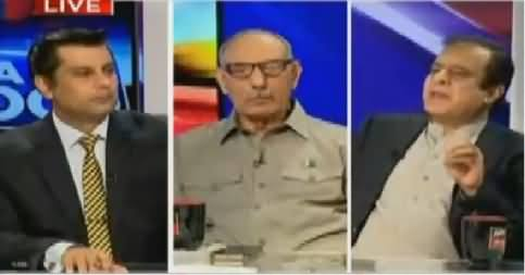 Live With Dr Shahid Masood (Discussion on Current Issues) – 25th August 2016