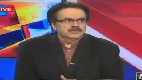 Live With Dr Shahid Masood (Discussion on Different Issues) – 14th March 2016