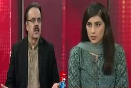 Live With Dr Shahid Masood (Discussion on Different Issues) – 18th June 2017