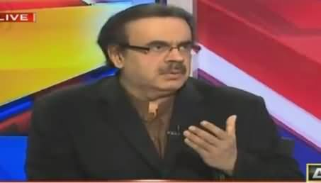 Live With Dr Shahid Masood (Discussion on Different Issues) – 8th March 2016