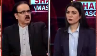 Live with Dr. Shahid Masood (Dr. Abdul Qadeer Khan Gone) - 10th October 2021