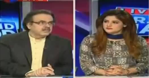Live With Dr Shahid Masood (Dr. Asim Ke Baad Minhaj Qazi Ki Video) – 17th June 2016