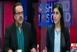 Live With Dr Shahid Masood (Draame Baaziyan) – 4th November 2017