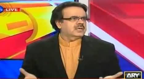 Live With Dr Shahid Masood (Ehtisab Karne Walon Ka Ehtisab) – 29th February 2016