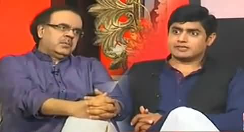 Live With Dr. Shahid Masood (Third Day Eid Special with Abrar ul Haq) – 8th October 2014