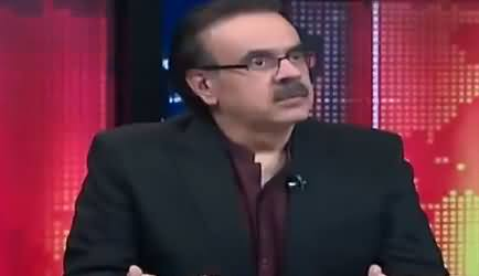 Live With Dr. Shahid Masood (Elections After 6 Days) - 18th July 2018