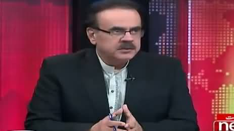 Live With Dr Shahid Masood (Elections After One Week) – 17th July 2018