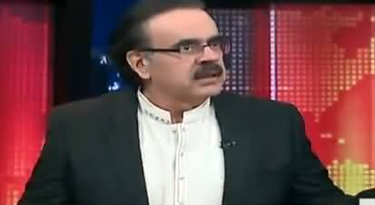 Live With Dr. Shahid Masood (Elections Aur Inteshar) – 24th June 2018