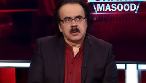 Live with Dr. Shahid Masood (Enemy....) - 1st August 2021