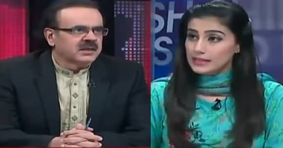 Live With Dr. Shahid Masood (Escape Plan Ready) - 9th July 2018