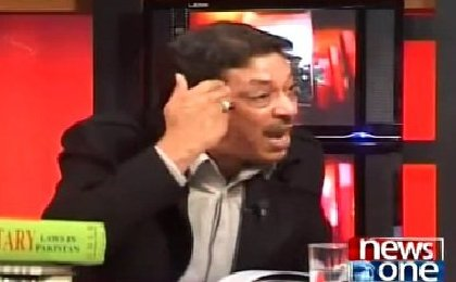 Live With Dr. Shahid Masood (Faisal Raza Abidi Exclusive Interview) - 5th February 2015