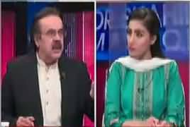 Live With Dr Shahid Masood (Faisla Aane Wala Hai) – 17th July 2017