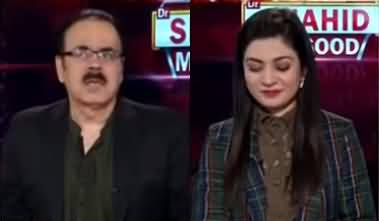 Live with Dr. Shahid Masood (Faisla Karein) - 22nd January 2021