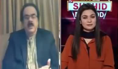 Live with Dr. Shahid Masood (Faisle Ki Ghari) - 15th March 2021