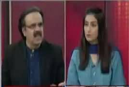 Live With Dr Shahid Masood (Farar Ka Raasta Band) – 19th June 2017