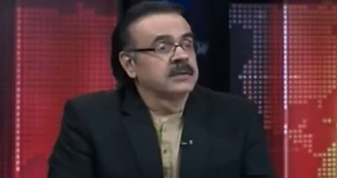 Live with Dr. Shahid Masood (Fawad Chaudhry Speech) - 27th September 2018