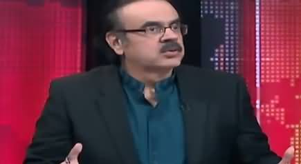 Live With Dr Shahid Masood (Fawad Hassan Fawad Arrested) – 5th July 2018