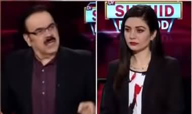 Live with Dr. Shahid Masood (Federal Cabinet Meeting) - 15th September 2020