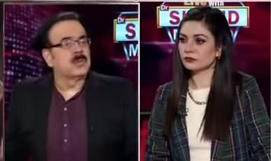 Live with Dr. Shahid Masood (Game in Dangerous Zone) - 6th November 2020