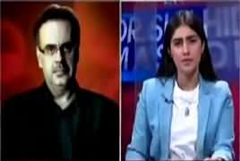 Live With Dr Shahid Masood (Ghaira Tang) – 11th October 2017