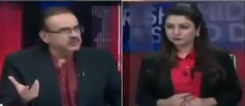 Live With Dr. Shahid Masood (Girti Hui Deewarein) - 10th November 2018