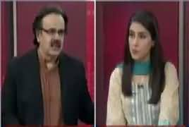 Live With Dr Shahid Masood (Govt or Terrorist Mafia?) – 1st June 2017