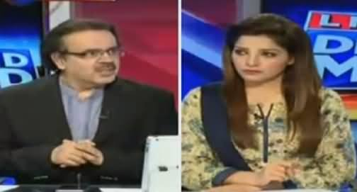 Live With Dr Shahid Masood (Govt Rejects TORs) – 4th May 2016