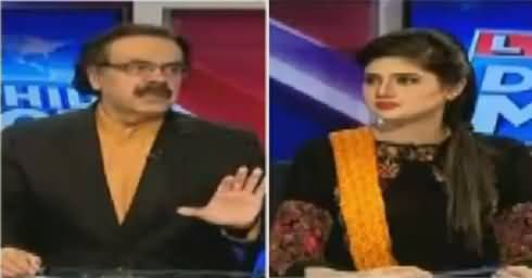 Live With Dr Shahid Masood (Govt's Plan About 2 November Dharna) – 26th October 2016
