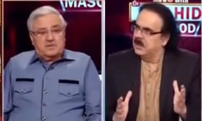 Live with Dr. Shahid Masood (Great Game...) - 5th September 2021