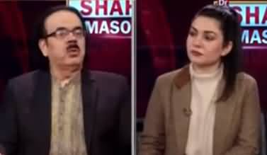 Live with Dr. Shahid Masood (Great Game Jaari Hai) - 25th October 2021