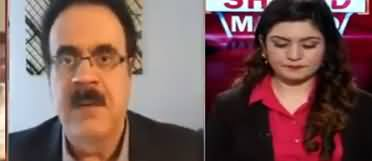 Live With Dr. Shahid Masood (Haadsa Aik Dam Nahi Hota) - 24th October 2019