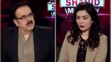 Live with Dr. Shahid Masood (Haadsa Aik Dam Nahi Hota) - 6th August 2020
