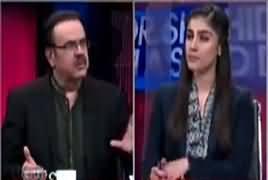 Live With Dr Shahid Masood (Hakumat Farar Ho Gai) – 29th October 2017