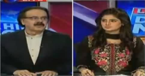 Live With Dr Shahid Masood (Hakumat Kia Soch Rahi Hai) – 18th October 2016
