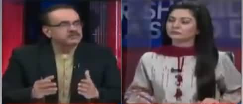 Live With Dr. Shahid Masood (Halaat Kis Rukh Per) - 1st November 2018