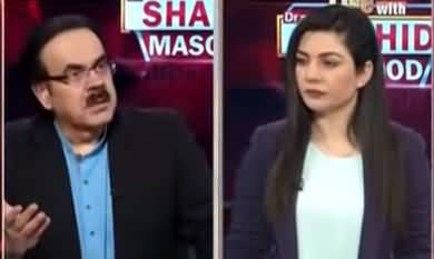 Live with Dr. Shahid Masood (Halaat O Waqiyaat) - 27th May 2021
