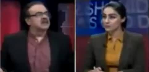 Live With Dr Shahid Masood (Her Khosha e Gandam Ko Jala Do) – 23rd February 2018