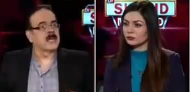 Live with Dr. Shahid Masood (Hungama Hai Kyun Barpa?) - 22nd December 2019